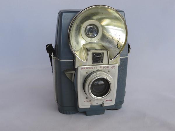 Kodak Brownie Flash 20