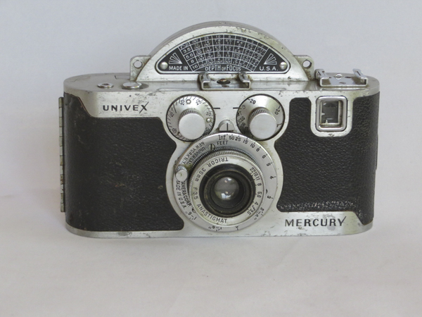 Univex Mercury