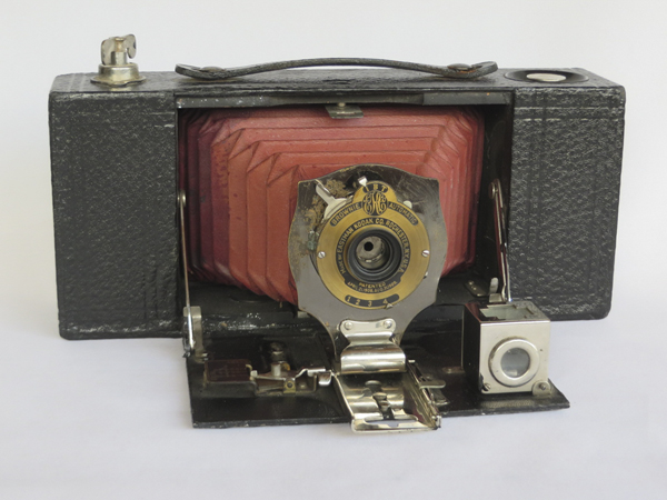 Kodak 2A Folding Pocket Brownie
