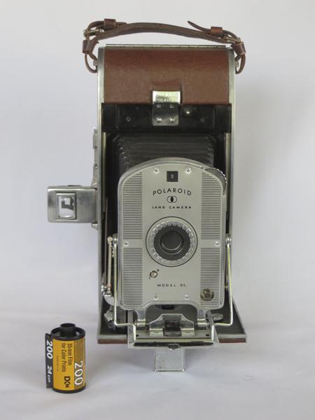 Polaroid Land 95