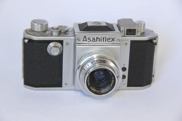 ASAHIFLEX IIA